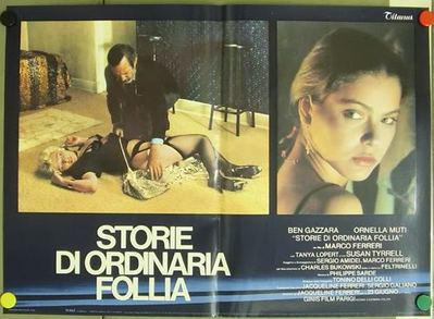 Conte de la folie ordinaire - Poster Italie