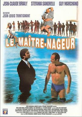 Le Maître-nageur - Jaquette DVD France