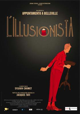 L' Illusionniste - Poster - Italy