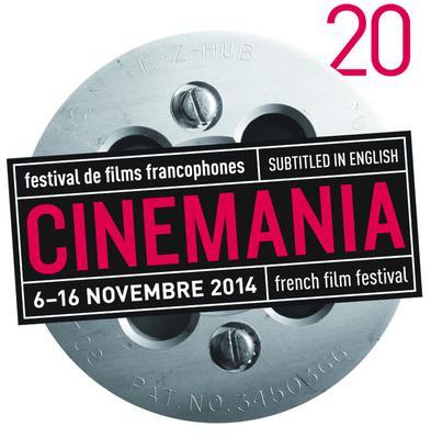Festival de films francophones CINEMANIA - 2014