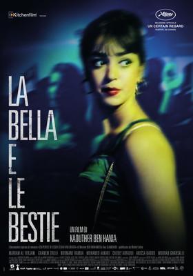 La Belle et la meute - Poster - Italy