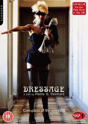 Dressage - Jaquette DVD Royaume-Uni