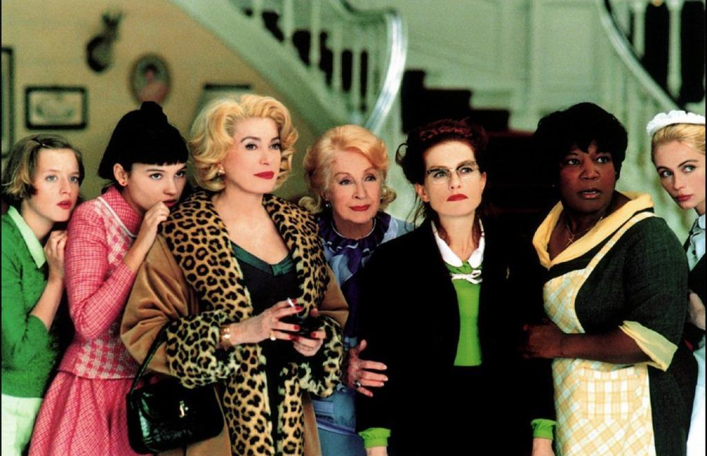 8 Femmes / 8人の女たち (2001) ...