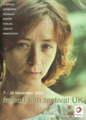 Festival de Cine Francés del Reino Unido - 2003
