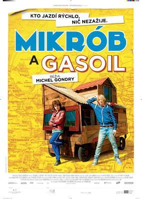 Microbe et Gasoil - Poster - Slovakia