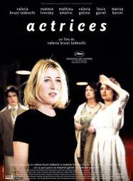Actrices - Poster - France