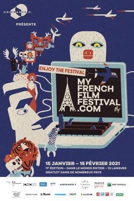 MyFrenchFilmFestival - 2021