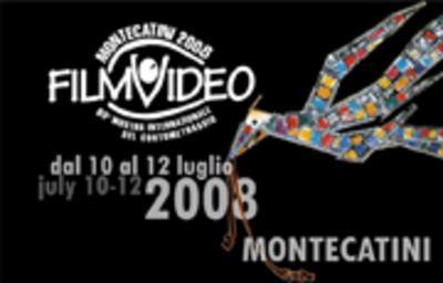 FilmVideo - Festival Internacional de Cortometrajes de Montecatini - 2008