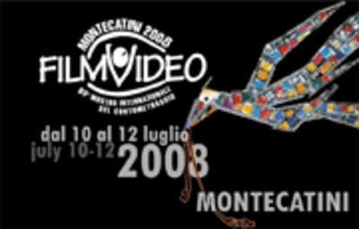 FilmVideo  - Montecatini International Short Film Festival - 2008