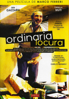 Tales of an Ordinary Madness - Jaquette DVD Espagne