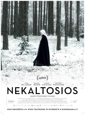 Agnus Dei / The Innocents - Poster - Lithuania