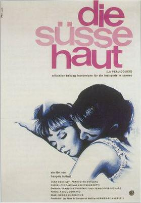 The Soft Skin - Poster Allemagne