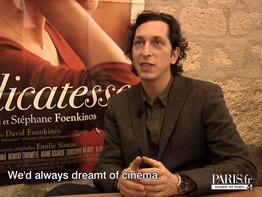 Stéphane Foenkinos y La Délicatesse