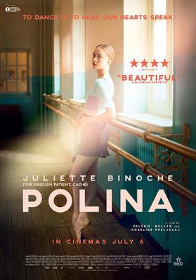 Polina - Poster - New Zealand