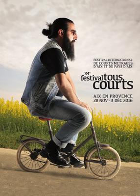Festival Tous Courts d'Aix-en-Provence - 2016