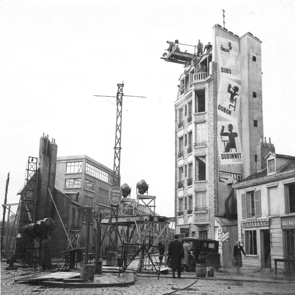 Boulogne-Billancourt the Time of Cinema Studios