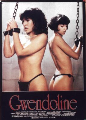 Gwendoline - Poster Allemagne