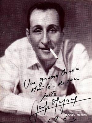 Jacques Meyran