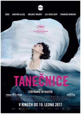 La Danseuse - Poster - Czech Republic