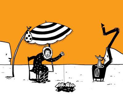 Kroak - Partie de pêche
