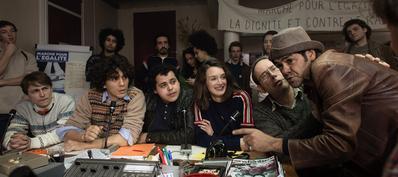 The Marchers - © 2013 / Chi-Fou-Mi Productions / Europacorp / France 3 Cinema / Kiss Films / Entre Chien Et Loup / L'Antilope Joyeuse Photographes : Marcel Hartmann & Thomas Bremond