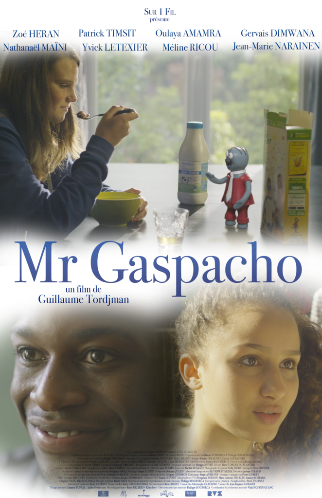 Mr Gaspacho