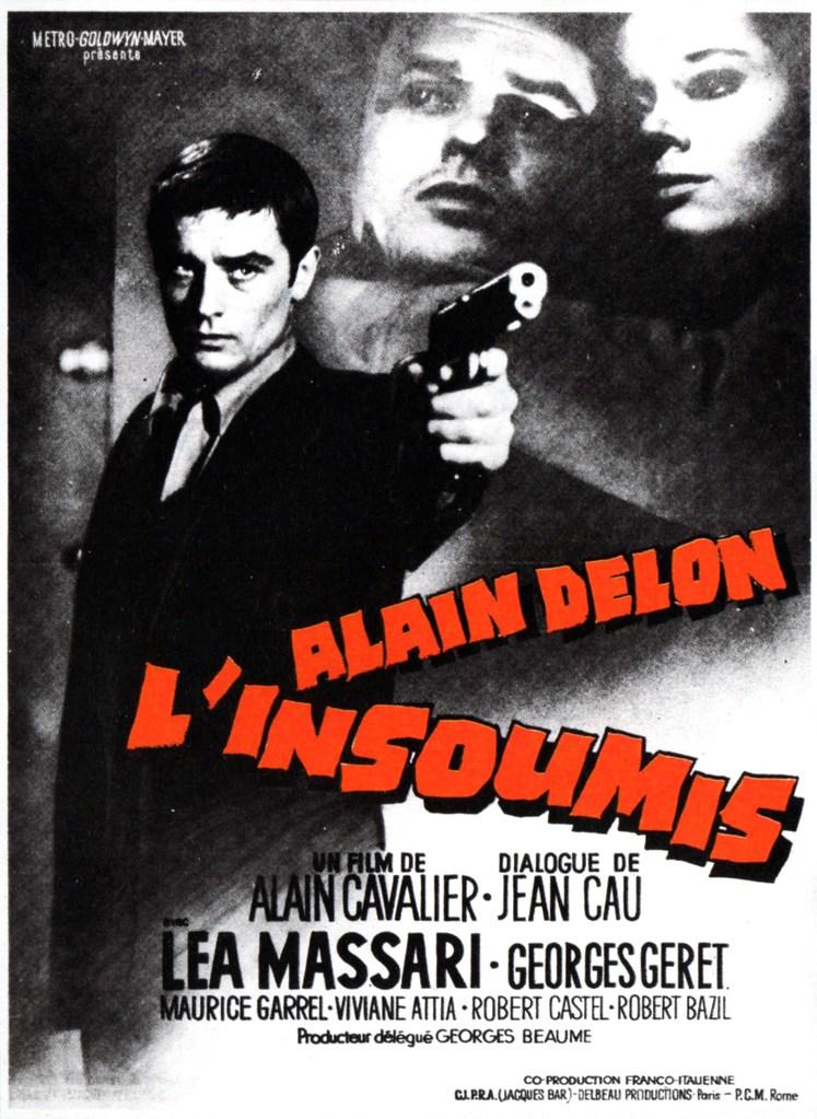 さすらいの狼 - Poster France