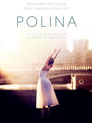 Polina, danser sa vie - Poster - USA