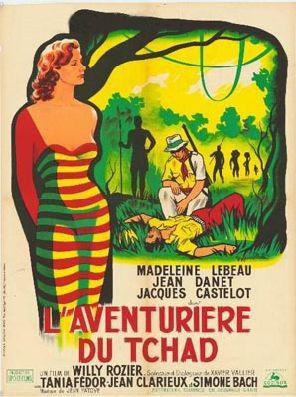 The Adventuress from The Tchad
