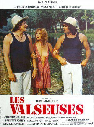 Les Valseuses - Poster France