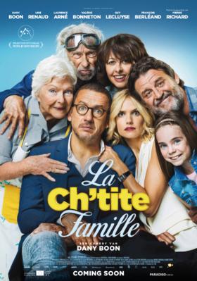 La Ch'tite Famille - Poster - Netherlands