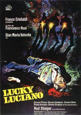 Lucky Luciano - Poster - Spain