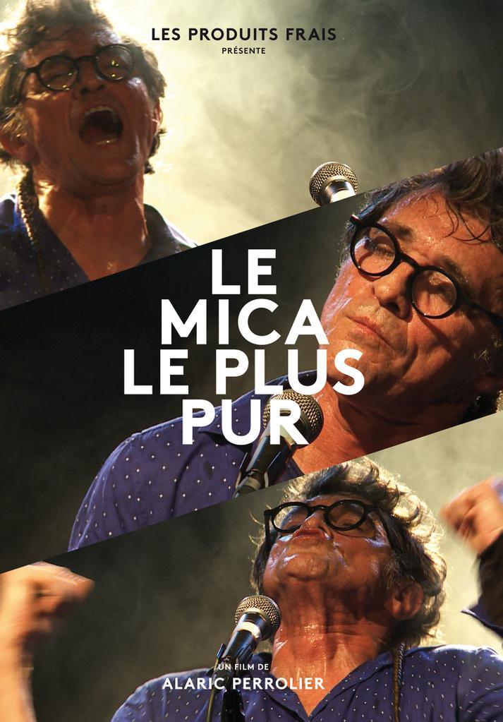 Éric Lareine, the Purest Mica