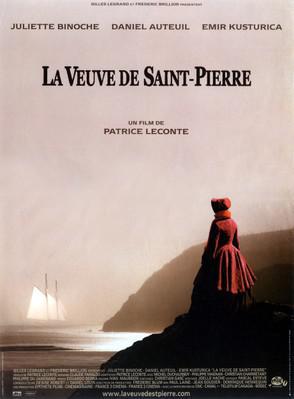 La Viuda de Saint-Pierre - Poster France