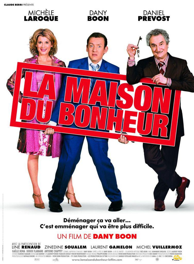 Watch La maison du bonheur online free.