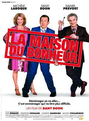 La Maison du bonheur / 仮題:幸運の家