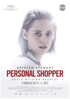 Personal Shopper - Poster - Czech Republic