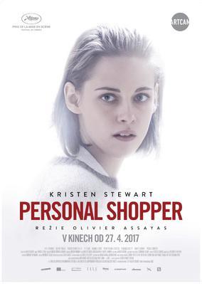 Personal Shopper - Poster - Czech Republic