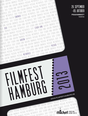 Filmfest Hamburg - Festival International de Hambourg - 2013