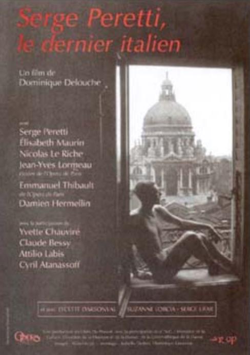 Serge Peretti, le dernier italien