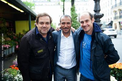 Les 3 frères, le retour