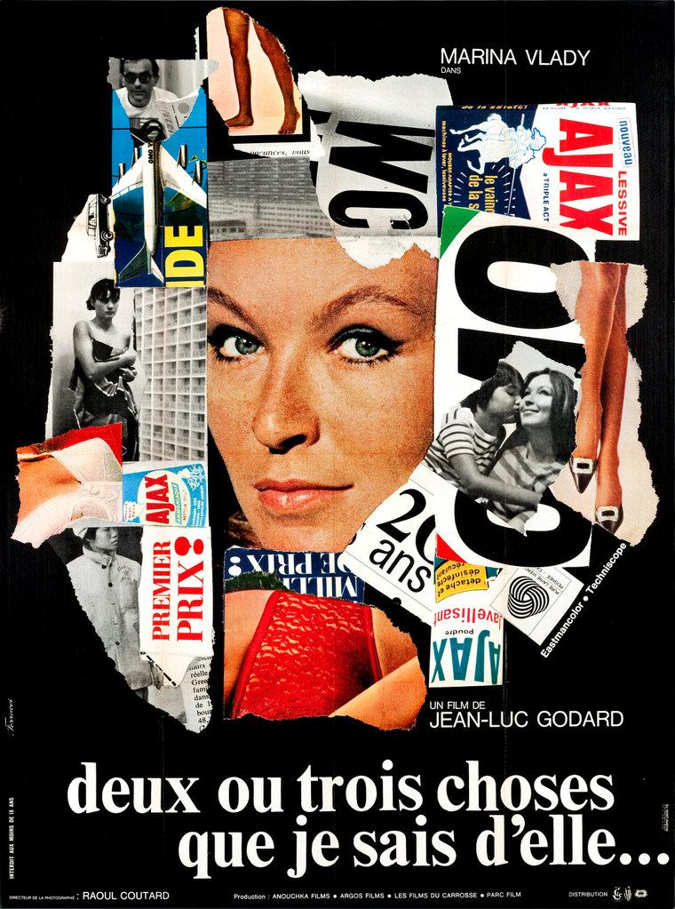 Helena Bielicic - Poster France