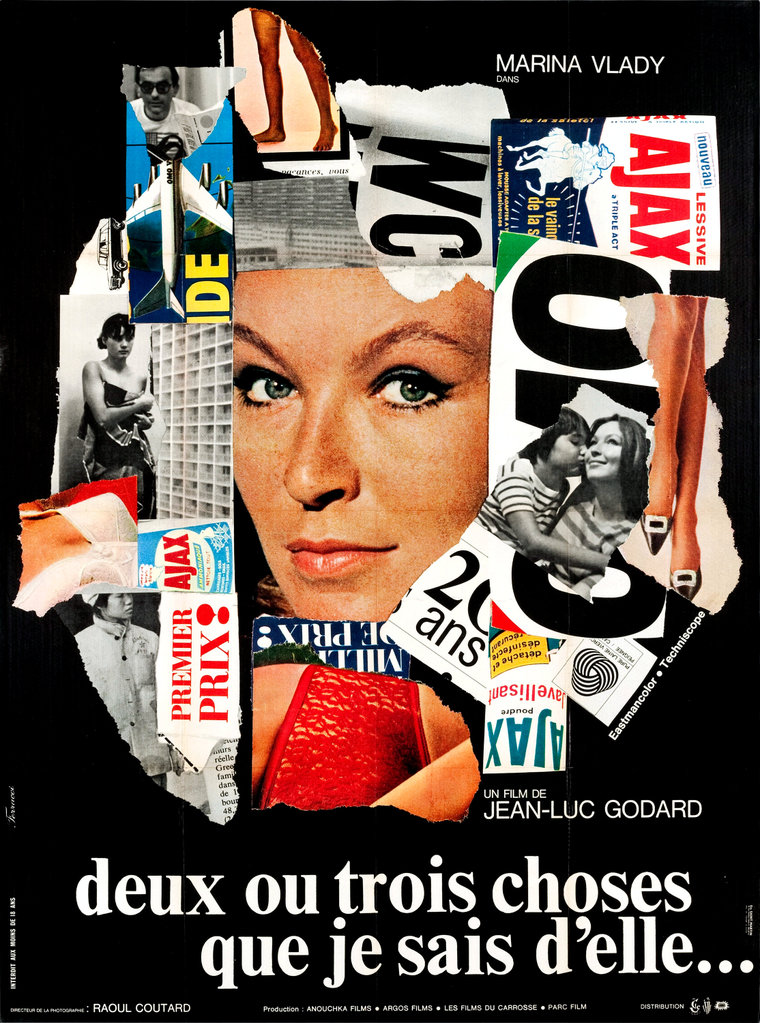 Raoul Levy - Poster France