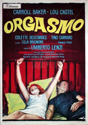 Orgasmo - Poster - Italy
