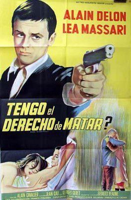 さすらいの狼 - Poster Argentine
