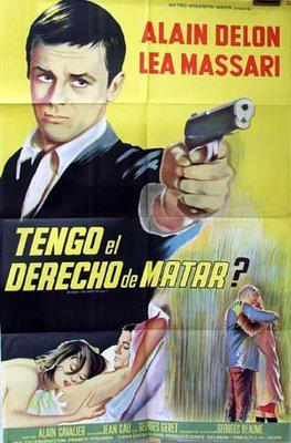 Have I the Right to Kill ? - Poster Argentine