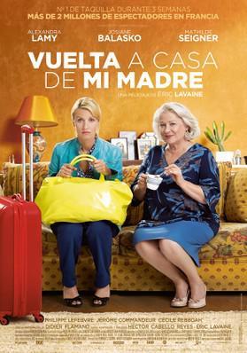 Retour chez ma mère - Poster - Spain