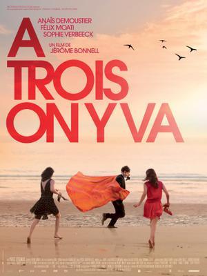 A la de tres - Poster - FR
