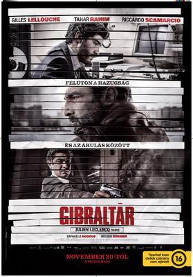 Gibraltar - Poster - Hungary