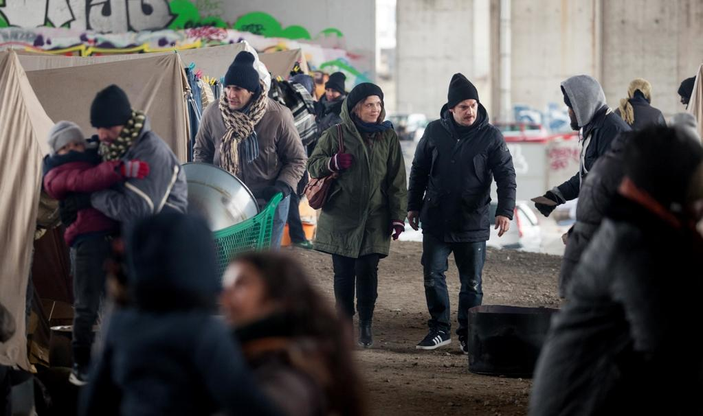 Oudesh  Hoop - © Twentieth Century Fox France - Epithète Films - France 3 Cinéma - La Banque Postale Image 12 - Sofica Manon 8 - Cinécap